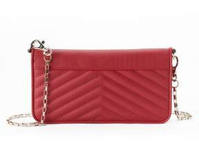Apt. 9 Nina Quilted Chevron Crossbody Wallet