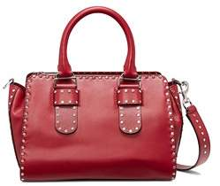 Rebecca Minkoff Women's Red Leather Handbag. - RED - STYLE