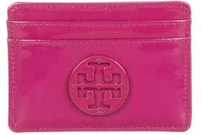 Tory Burch Patent Leather Card Case