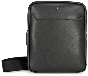 Montblanc Sartorial North South Small Messenger- Black