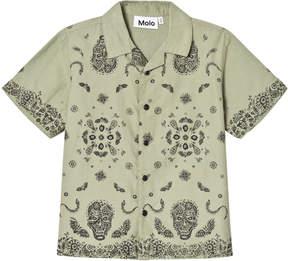 Molo Green Growth Rene Shirt
