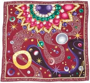 Bulgari Silk neckerchief