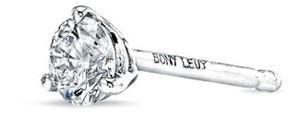 Bony Levy Women's Single Diamond Stud Earring (Nordstrom Exclusive)