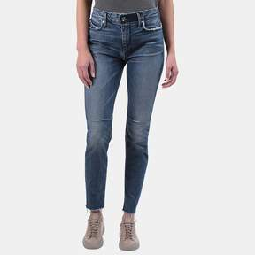 RtA Monroe High-Rise Skinny Jean in Indie Wash