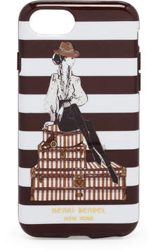 Henri Bendel Megan Hess Hatbox Girl Graphic Case For Iphone 7 / 8