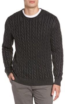 Rodd & Gunn Men's Landray Cable Knit Cotton Sweater