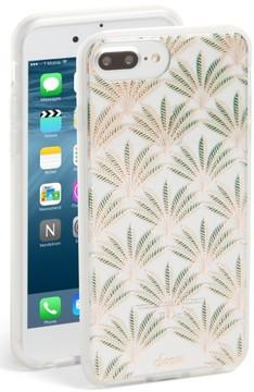 Sonix Palm Deco Iphone 6/6S/7/8 & 6/6S/7/8 Plus Case - Metallic