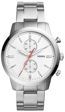 Fossil Men's Townsman Chronograph Bracelet Watch, 44Mm