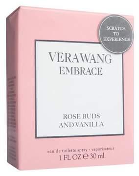 Vera Wang Embrace Women's Eau de Toilette Spray Rose Buds & Vanilla
