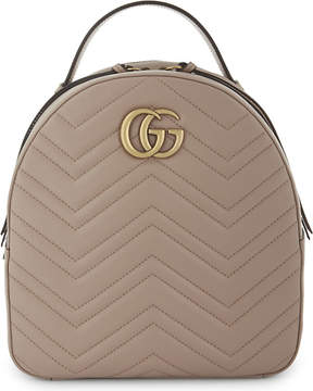 Gucci Printed leather backpack - PORCELAIN ROSE - STYLE