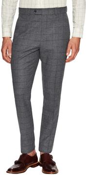Jack Spade Men's Fairview Modern Fit Windowpane Trouser