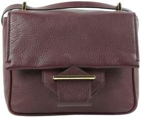Reed Krakoff Burgundy Leather Handbag
