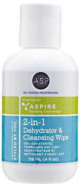ASP 2 in 1 Dehydrator & Cleansing Wipe