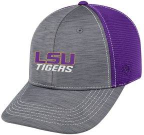 Top of the World Adult LSU Tigers Upright Performance One-Fit Cap