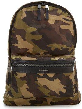 Michael Kors Kent Camo Backpack