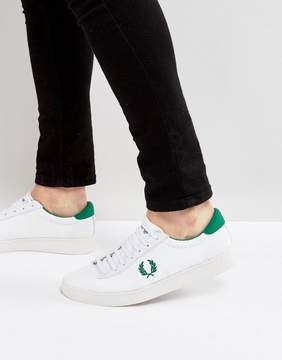 Fred Perry Spencer Mesh Sneakers White
