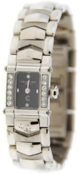 Charriol Columbus INTRM9 Diamond Stainless Steel Womens Watch