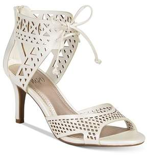 Impo Womens Viddette Open Toe Casual Ankle Strap Sandals.