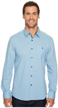 Kenneth Cole Sportswear Modern Stripe Shirt Men's Clothing