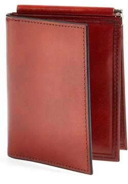Bosca Men's 'Old Leather' Money Clip Wallet - Brown