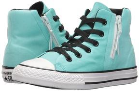 Converse Chuck Taylor All Star Sport Zip Hi Girl's Shoes