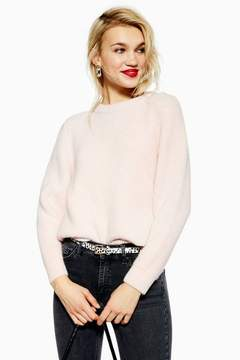 Topshop Pink Jumper