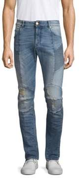 Pierre Balmain Light Washed Denim Jeans