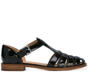 Church's woven front sandals