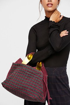 Sloan Woven Tote by Free People