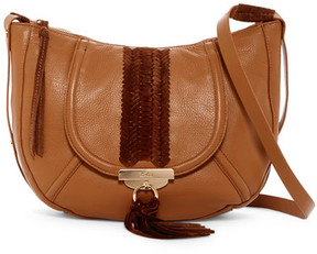 Kooba Sedona Leather Shoulder Bag