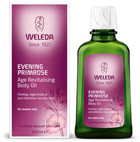 Weleda Age Revitalizing Body Oil by 3.4oz Oil)