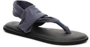 Sanuk Women's Yoga Sling Flat Sandal
