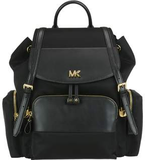 Michael Kors Large Mott Backpack - BLACK - STYLE