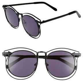 Karen Walker Women's Superstars - Simone 54Mm Sunglasses - Black
