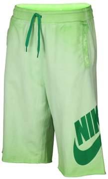Nike Big Boys' (8-20) Alumni Washed Sportswear Sweat Shorts
