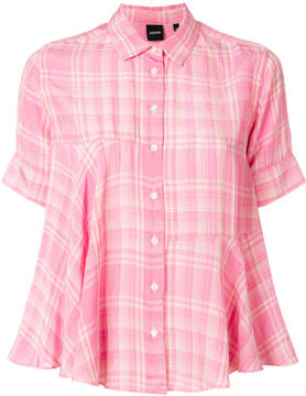Aspesi checked button shirt