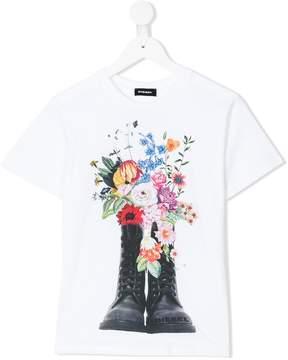 Diesel printed T-shirt