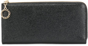Bulgari zipped around wallet