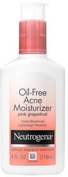 Neutrogena Oil-Free Acne Moisturizer Pink Grapefruit