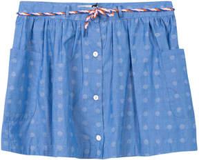 Jean Bourget Jupe Bossa Polka Dots Skirt