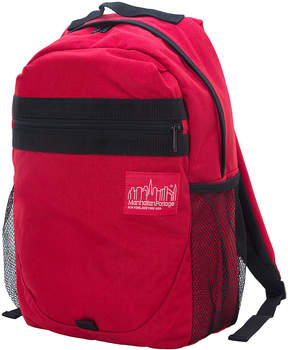Manhattan Portage Red Critical Mass Backpack
