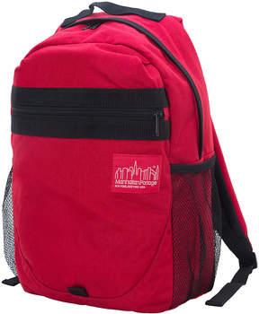 Manhattan Portage Red Critical Mass Backpack