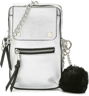 Madden-Girl Women's Smoke Crossbody Bag