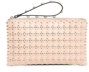 RED Valentino Puzzle Pouch