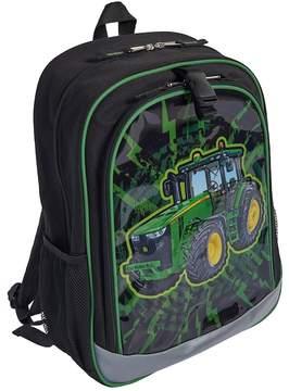 John Deere Boys Tractor Burst Backpack