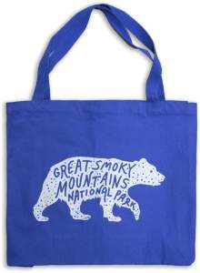 DAY Birger et Mikkelsen Parks Project Parks Project Great Smoky Bear Tote