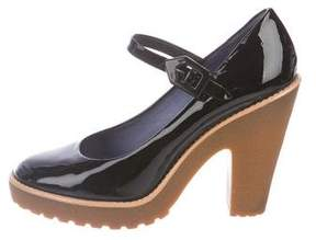 Marc Jacobs Patent Mary Jane Pumps