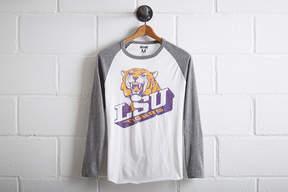 Tailgate Men's LSU Tigers Baseball Shirt