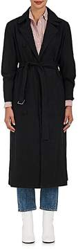 Barneys New York Women's Cotton Canvas Trench Coat