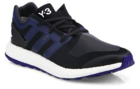 Y-3 PureBoost Lace-Up Sneakers